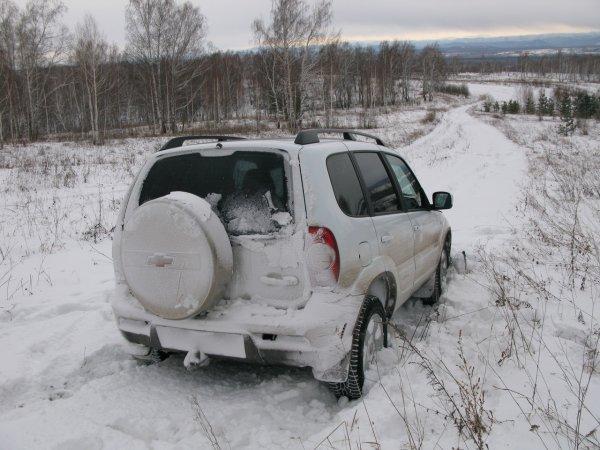 Чем «Шнива» лучше «недоприводов»: О преимуществах Chevrolet Niva рассказал блогер