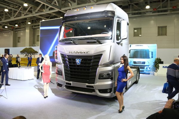 «КАМАЗ» тестирует преемника легендарного грузовика КАМАЗ-5320