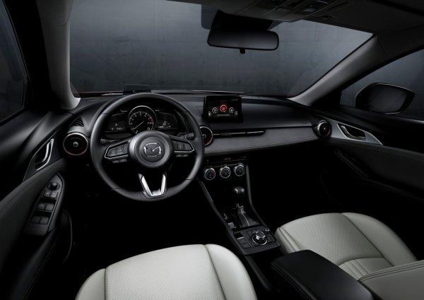Новая Mazda 3 дебютирует в Лос-Анджелесе