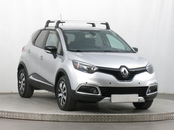 Renault покажет новый кроссовер Renault Captur осенью 2019 года во Франкфурте