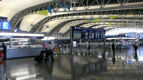 Названы самые «вирусные» места в аэропортах