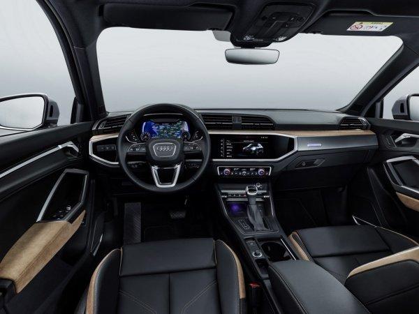 В Европе стартовал предзаказ на новый Audi Q3