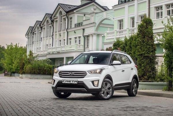 Hyundai Creta или Renault Kaptur: Эксперт рассказал, что лучше купить