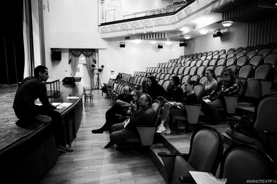 Для тюменцев организуют бесплатную театральную лабораторию
