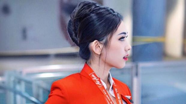 Названа самая красивая в мире стюардесса