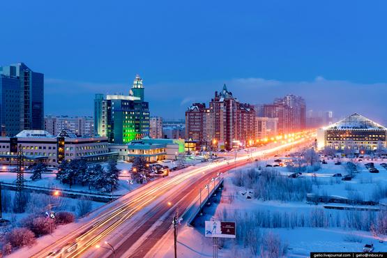 Сургут в топ-10 городов с высоким качеством жизни