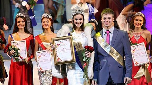 Тюменка выбрала самую красивую студентку России