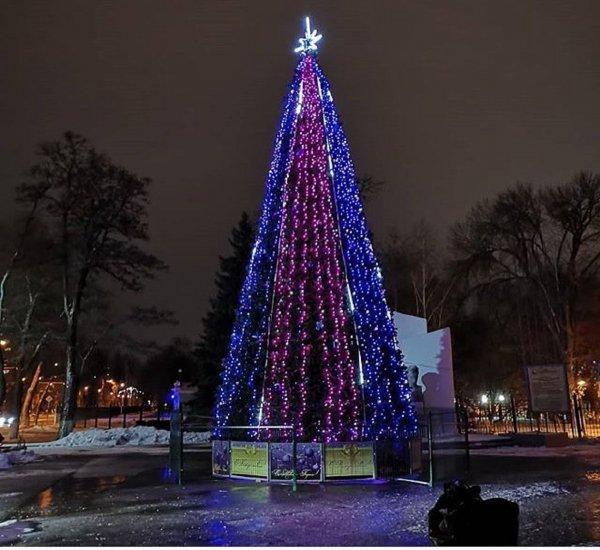 Ростов могут не успеть украсить к Новому году из-за неправильно заполненных документов