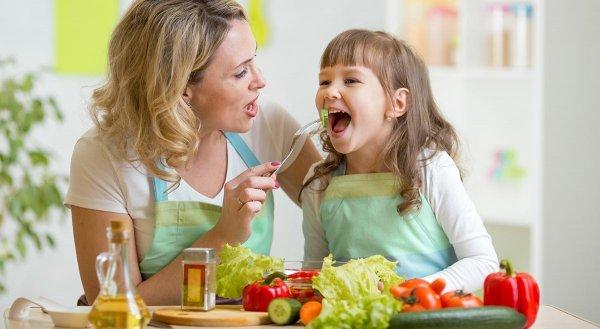 Ученые: Веганская диета может вызвать эпилепсию у детей