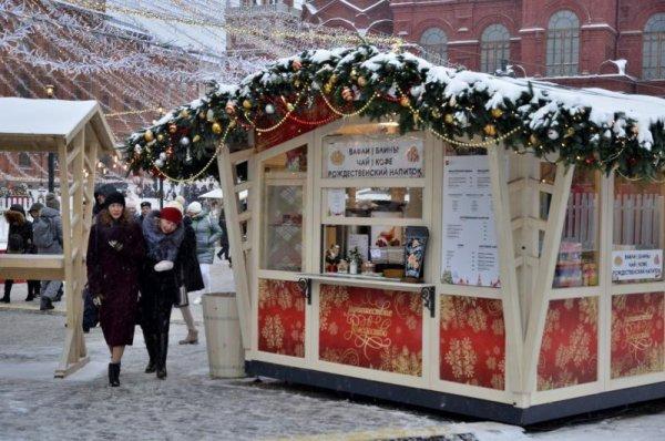 На портале «Узнай Москву» появился новый новогодний маршрут по самым популярным местам столицы