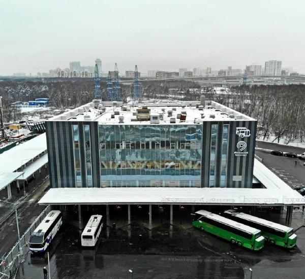ТПУ «Ховрино» уменьшит пассажиропоток Шереметьево
