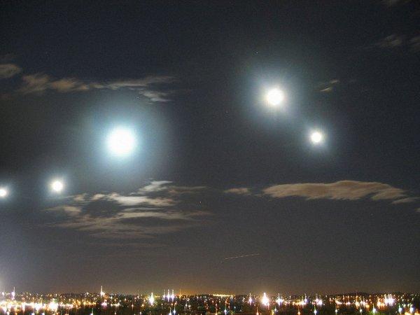 Волгоград перед Новым годом посетили НЛО