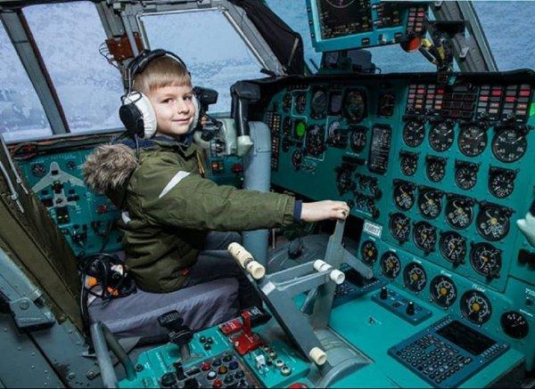 Собянин исполнил новогоднюю мечту шестилетнего мальчика