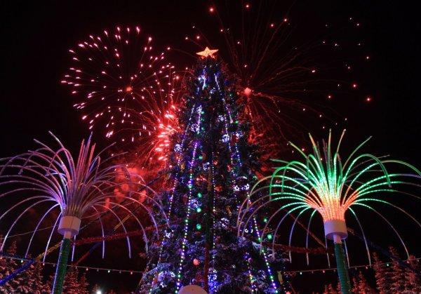 В новогоднюю ночь власти Москвы перекроют центр столицы
