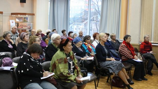 В Тюменском районе пенсионерам рассказывают об их правах