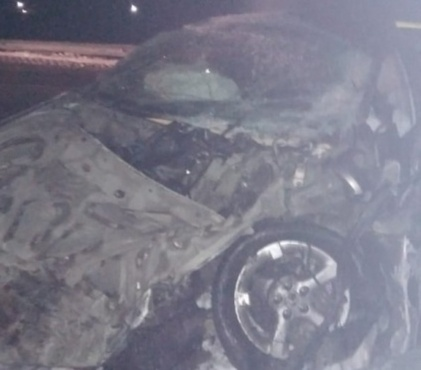 Молодая пара разбилась насмерть в трагическом ДТП на трассе Омск - Тюмень