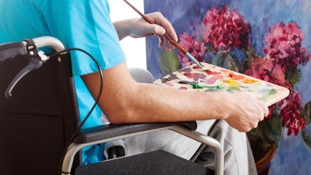 В тюменском «Роднике» отметили Международный день инвалидов