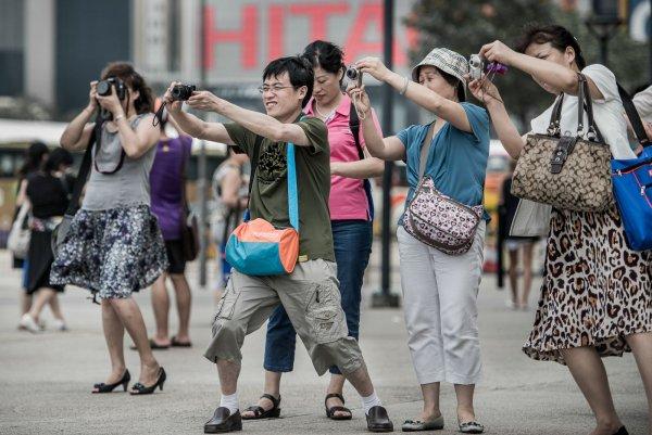 Власти Крыма сообщили об увеличении количества туристов из Китая