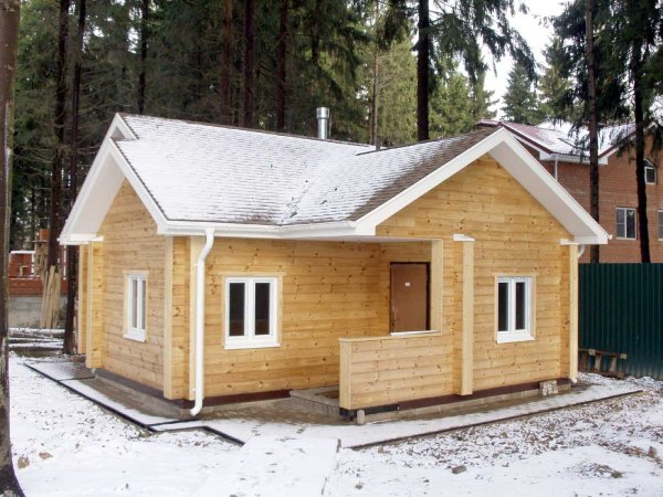 Выбор каркасной бани: преимущества и недостатки конструкций