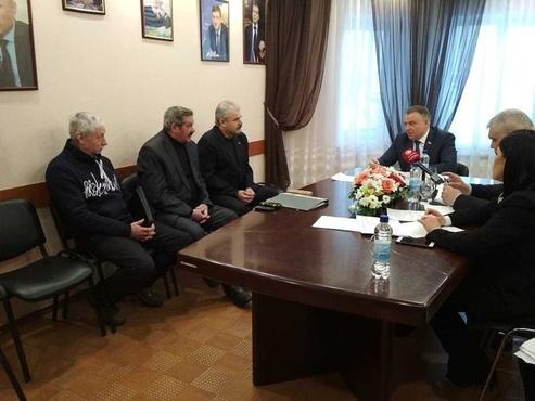 Проблемы Нижневартовска жители обсудили с депутатом Госдумы