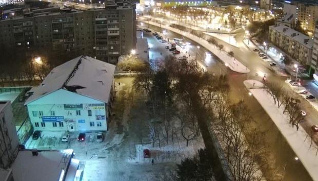 Погода в Тюмени 20 января: небольшой воскресный снег