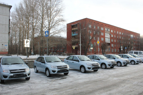 За прогрев машины во дворе могут оштрафовать на 1500 рублей