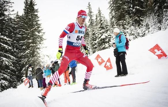 Тюменские лыжники заняли призовые места на этапе Кубка мира