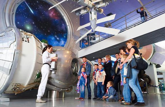 Жителей Тюменской области приглашают на виртуальную экскурсию в космос