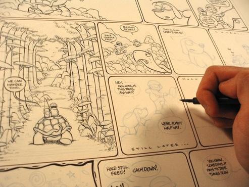 В Тюмени на фестивале комиксов выступит американка