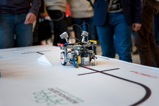 Тюменцев ждут на робототехническом фестивале