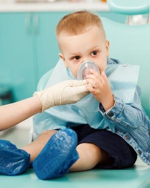 Ксенон в детской стоматологии