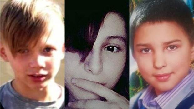 Пропавшие без вести трое детей могут быть вместе