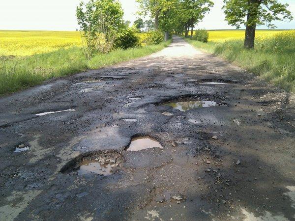 В Ростове может обвалиться автодорога