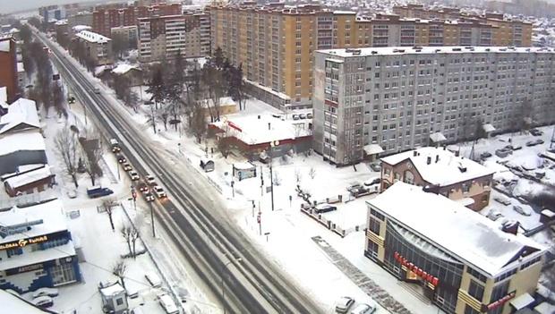 Погода в Тюмени 3 февраля: резкое похолодание и снег