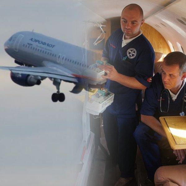 «И это лучшие авиалинии?»: «Аэрофлот» отказывает в перевозке лежачих больных