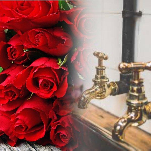 «Вместо цветов — смеситель»: Парень удивил девушку на свидании