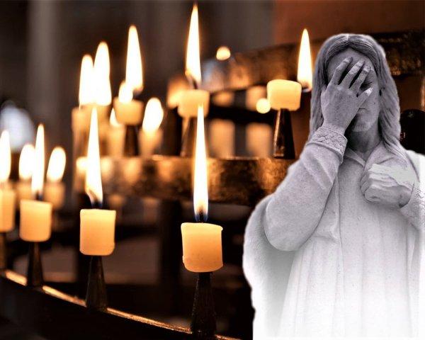 Отпеть по-быстренькому: Священник РПЦ превратил прощание с покойной в балаган
