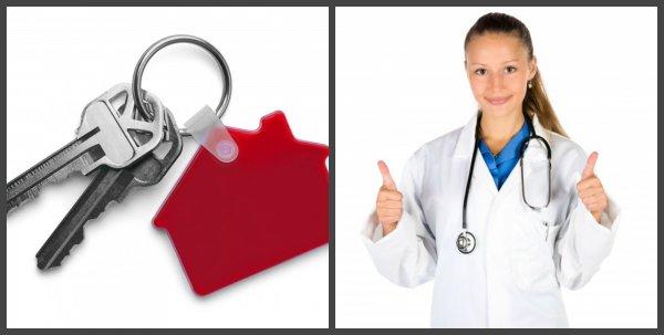 Хоть жилье дадут: Медведев разрешит врачам приватизировать служебные квартиры